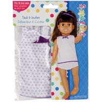 Springfield Collection Tank and Undies Doll Clothes