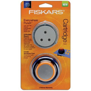 Fiskars Everywhere Punch Circle Cartridge