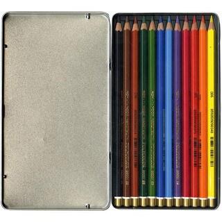 Mondeluz Aquarell Watercolor Pencils (Pack of 12)