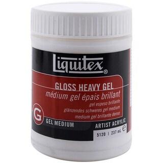 Liquitex 8-ounce Gloss Heavy Gel