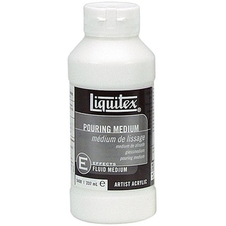 Liquitex Fluid 8-oz Pouring Medium