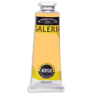 Galeria Yellow Ochre Acrylic Paint