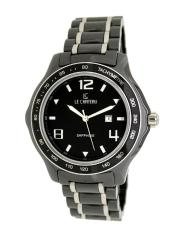 Le Chateau Persida LC Unisex Black Ceramic Watch