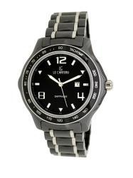 Le Chateau Persida LC Unisex Black Ceramic Watch