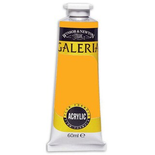Galeria Cadmium Yellow Deep Acrylic Paint