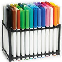 ProArt Bullet Point Multi 100-piece Marker and Caddy Set