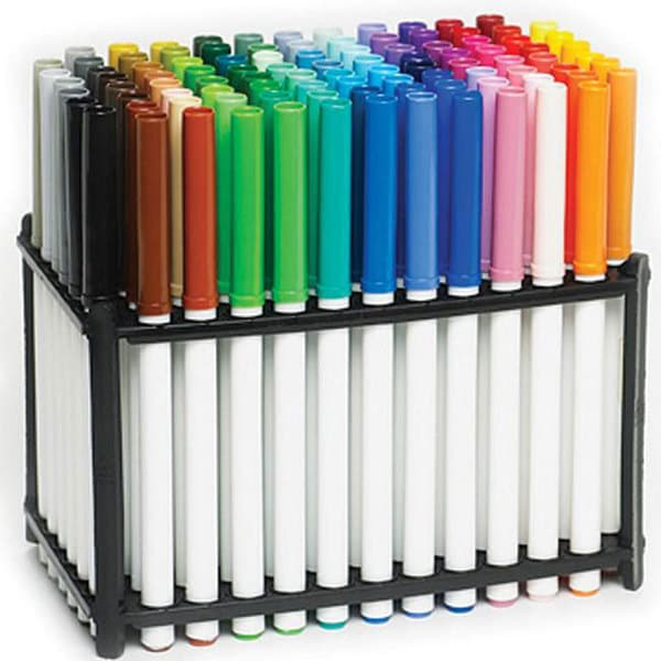 ProArt Bullet Point 100-piece Marker Set