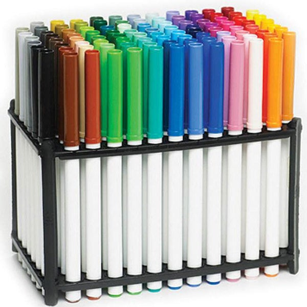 Pro Art Bullet Point 100-piece Marker Set