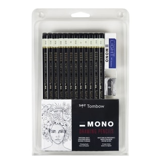 Tombow Professional 12-piece Drawing Pencil Set