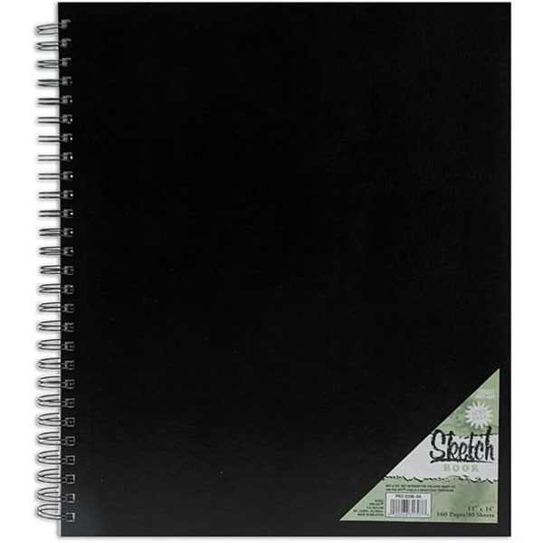 Pro Art Spiral Bound Sketch Book