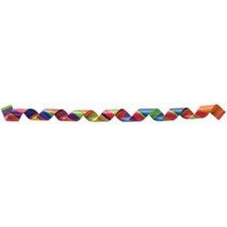 Berwick 'Crazy Strip-Multi' 250-yard Printed Curling Ribbon