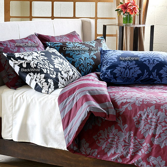 Havana Reversible 3-Piece Duvet Cover Set - Thumbnail 0