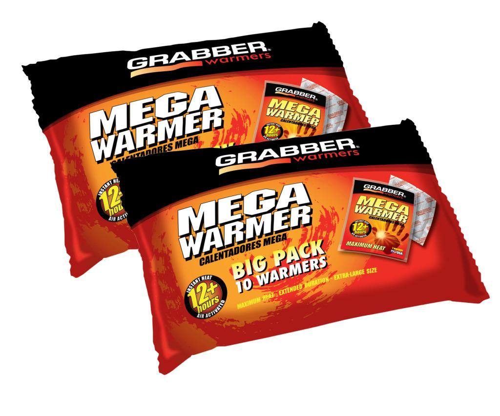 Grabber Big Pack Combo Mega Warmers (Pack of 2) - Thumbnail 0