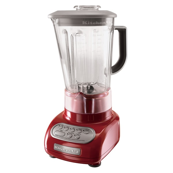 KitchenAid RKSB560ER Empire Red 5-speed Artisan Blender (Refurbished)