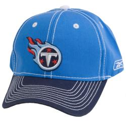 Reebok Tennessee Titans Faceoff Hat - Thumbnail 2