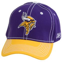 Reebok Minnesota Vikings Faceoff Hat - Thumbnail 1