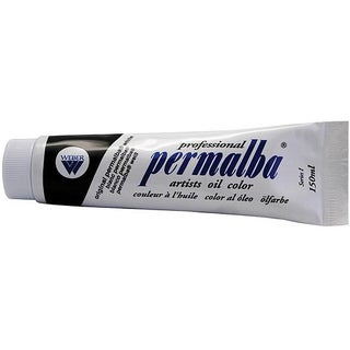 Original Permalba White Oil Paint