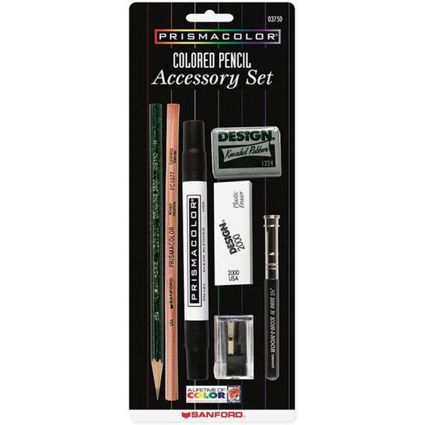 Prismacolor 7-piece Colored Pencil Accessory Set