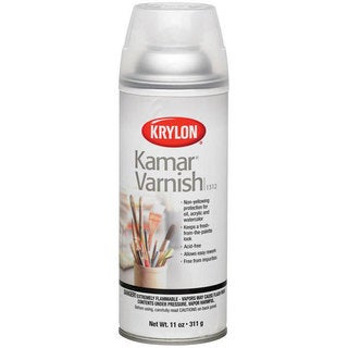 Kamar 11-oz Varnish Aerosol Spray