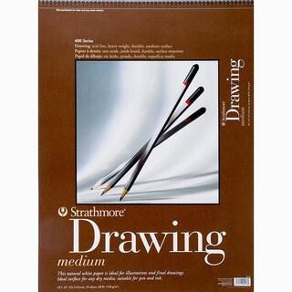 Strathmore Medium Drawing Paper Pad (18 x 24)