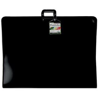 Stiff Black Nylon Portfolio (24 x 33.5)