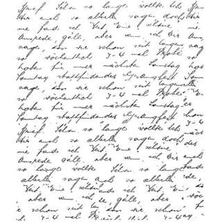 Penny Black 'Letter Background' Rubber Stamp
