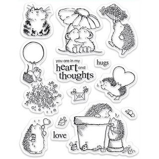 Penny 'Hugs' Clear Stamp Sheet