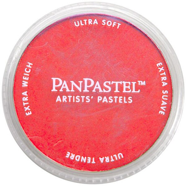 PanPastel Ultra Soft Permanent Red Artist Pastels