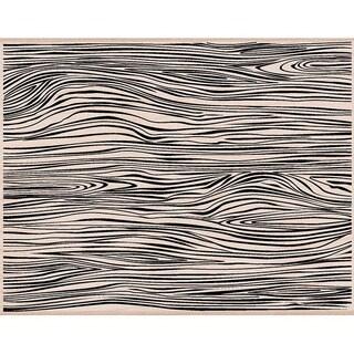 Hero Arts 'Designer Woodgrain' Wood Stamp