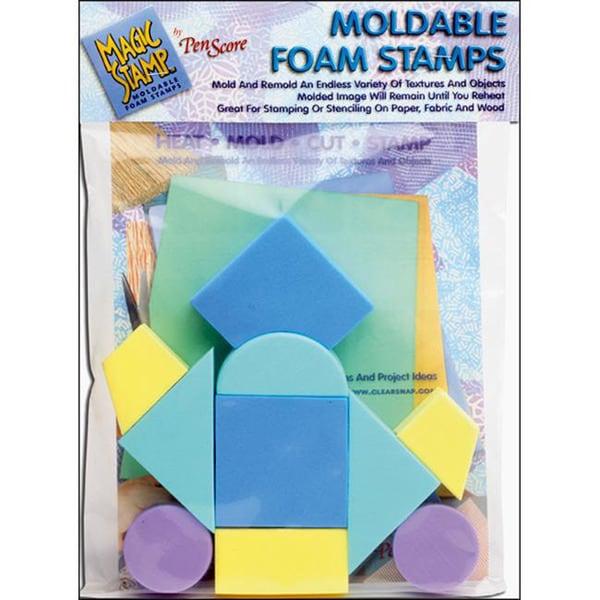 Geometric Magic Stamp Set (Pack of 10)