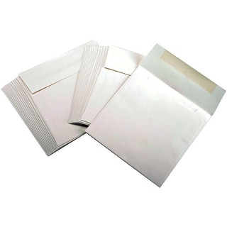 Natural 6x6-inch Envelopes (Case of 25)