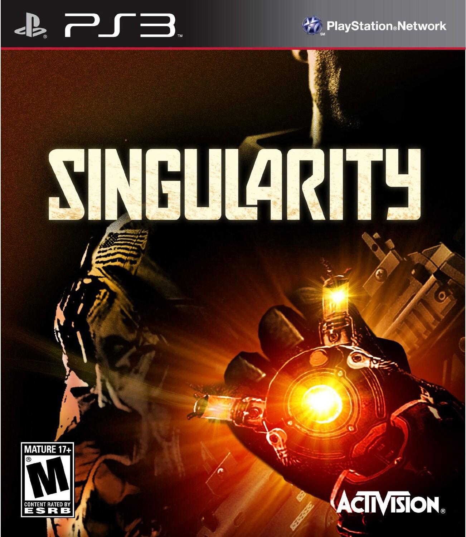 PS3 - Singularity