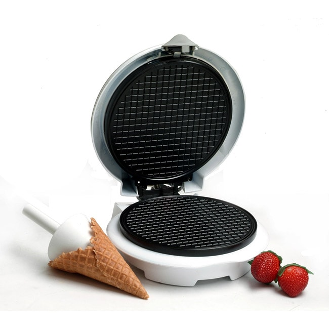 Shop Express Electric Waffle Cone Maker Free Shipping On