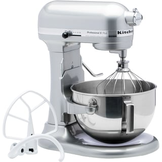 KitchenAid RKV25G0XMC Metallic Chrome 5-quart Bowl-Lift Pro 5 Plus Stand Mixer
