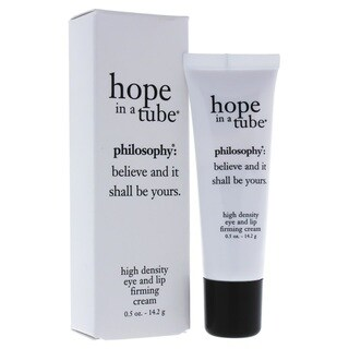 Philosophy: Hope in a Tube 0.5-ounce Eye and Lip Contour Cream