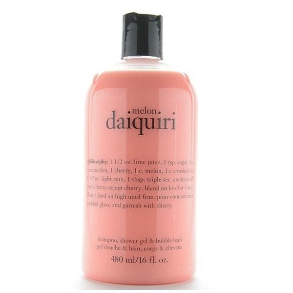 Philosophy 16 Ounce Melon Daiquiri Shampoo Shower Gel