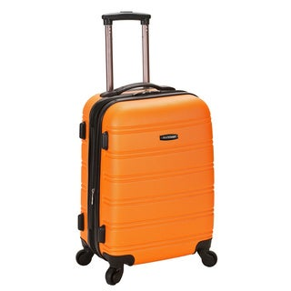 Rockland Melbourne 20-inch Carry On Spinner Upright Suitcase (4 options available)