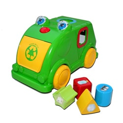 Silly Sam Recycle Me Truck Activity Set