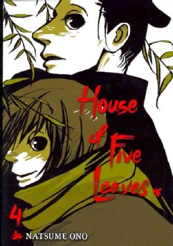 House of Five Leaves 4 (Paperback)