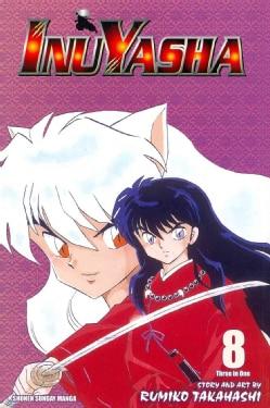 Inuyasha 8: Vizbig Edition (Paperback)
