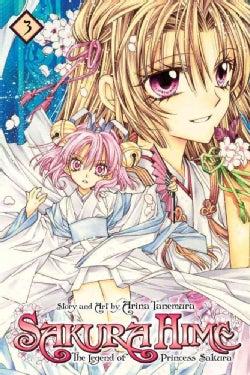 Sakura Hime : the Legend of Princess Sakura 3: The Legend of Princess Sakura 3 (Paperback)