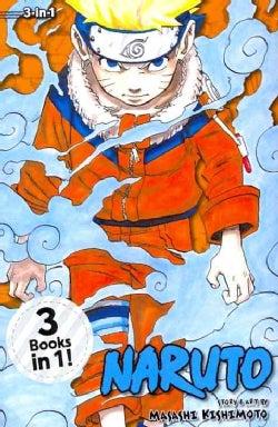 Naruto Omnibus (Paperback)