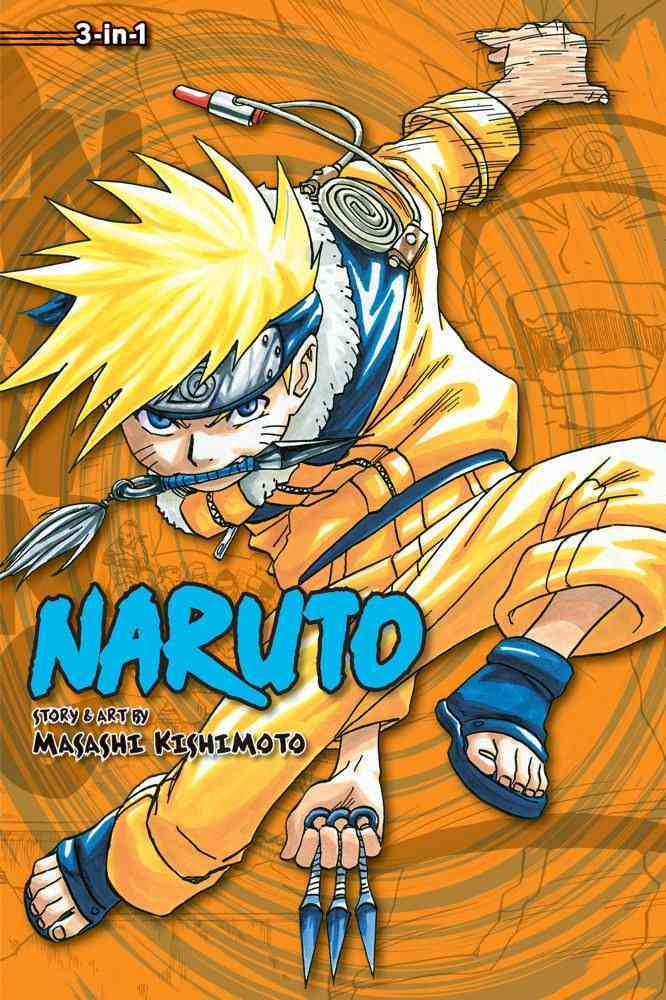 Naruto Omnibus 2 (Paperback)