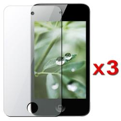 INSTEN Clear Screen Protector for iPod Touch 4 (Pack of 3)
