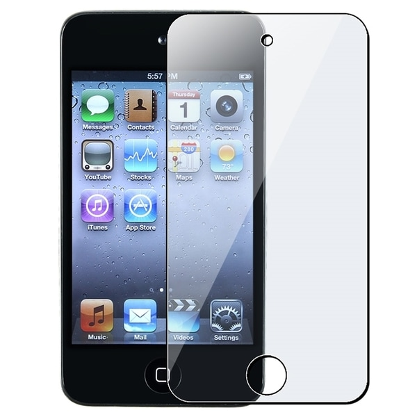 INSTEN Screen Protector for iPod Touch 4 (Pack of 3)