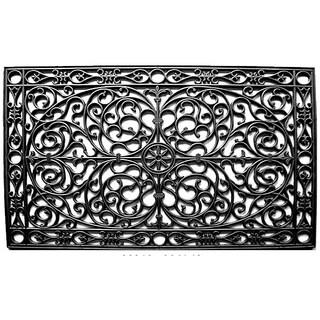 Renaissance Rectangle Rubber Door Mat (30x48)