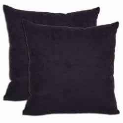 Black Microsuede Feather and Down Filled Throw Pillows (Set of 2)|https://ak1.ostkcdn.com/images/products/5643371/73/785/Black-Microsuede-Feather-and-Down-Filled-Throw-Pillows-Set-of-2-P13396289.jpg?impolicy=medium