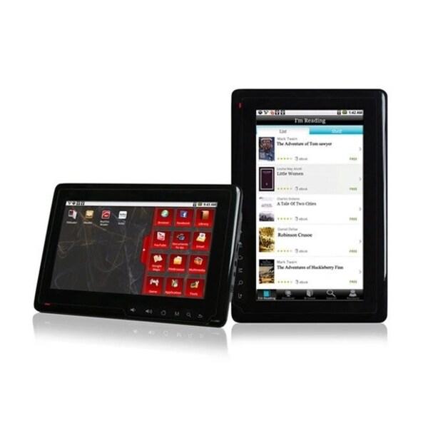 """Sungale Cyberus ID707WTA Tablet - 7"""" - 256 MB DDR2 SDRAM 800 MHz - 2"""