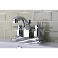Concord 4-inch Cross-handle Bathroom Faucet