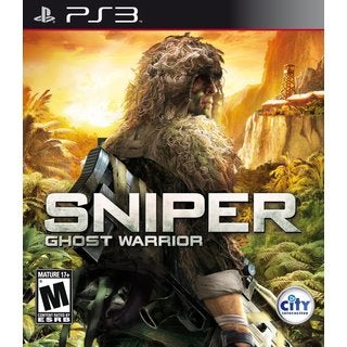 PS3 - Sniper: Ghost Warrior